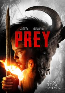 Prey Poster 212x300 - Dread Central to Host Free LA Screening of Blumhouse's PREY on Sept 24th!