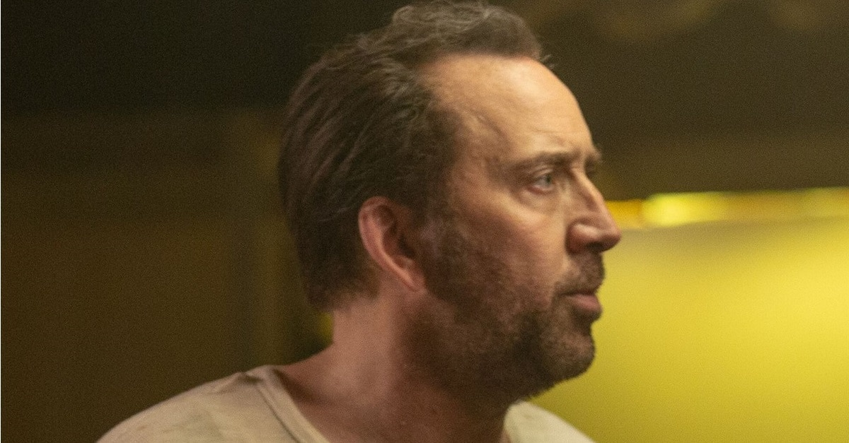 "Primal banner 2 - Trailer: Get Ready for Some ""Cage Rage"" When PRIMAL Arrives in Theaters This November"