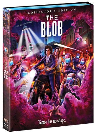 The Blob 1988 - THE BLOB Blu-ray Review - A Killer Release Oozing with Extra Features