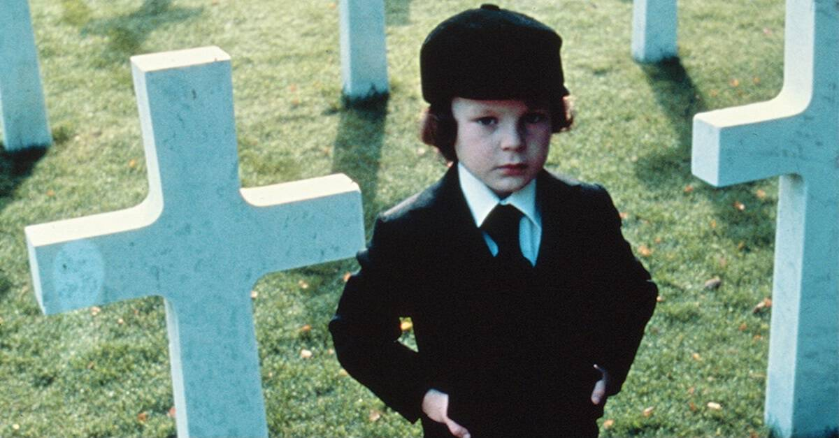 "The Omen Banner - Scream Factory Releasing THE OMEN ""Definitive"" Collection Deluxe Edition"
