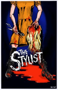 The Stylist Kickstarter Poster 194x300 - Interview: Najarra Townsend on Kickstarter for Feature Film THE STYLIST and Getting Inside the Mind of a Serial Killer