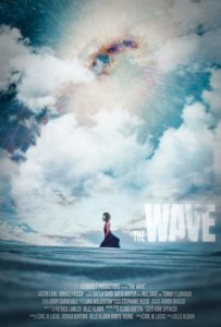 The Wave Poster 203x300 - Trailer: Justin Long Takes a Long Strange Trip in THE WAVE