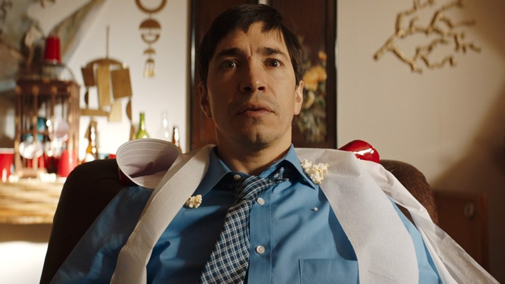 The Wave banner 1000x563 - Trailer: Justin Long Takes a Long Strange Trip in THE WAVE