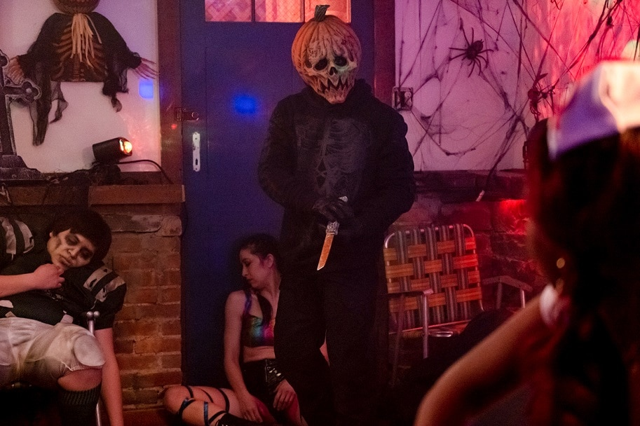 Trick Still 2 - The Latest TRICK from Todd Farmer & Patrick Lussier Set to Premiere at Screamfest!