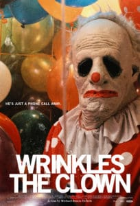 """WTC 1300 204x300 - Trailer: Meet WRINKLES THE CLOWN--""""Real-Life Pennywise"""""""