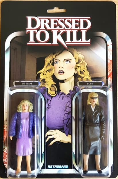 dressedtokillactionfigure 1 - HANNIBAL Creator Bryan Fuller To Moderate Special Screening Of DRESSED TO KILL