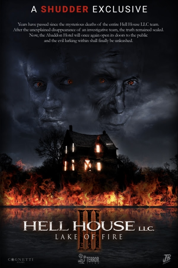 hellhouse3poster - Shudder Releases Trailer For HELL HOUSE, LLC 3: LAKE OF FIRE