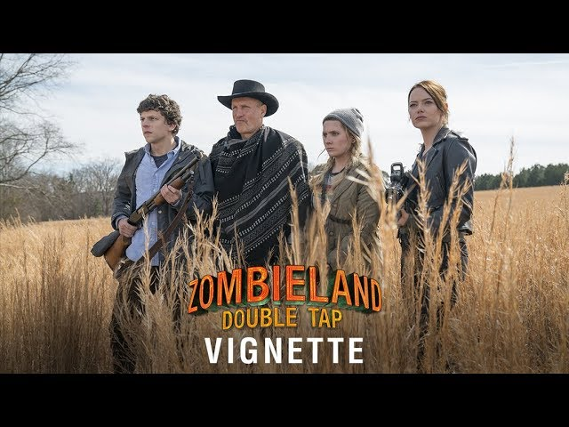 Original & New Cast Members Collide in ZOMBIELAND: DOUBLE TAP Featurette