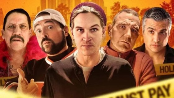 madness in the method 560x315 - FrightFest 2019: MADNESS IN THE METHOD Review - Jason Mewes Explores The Darker Side Of Fame