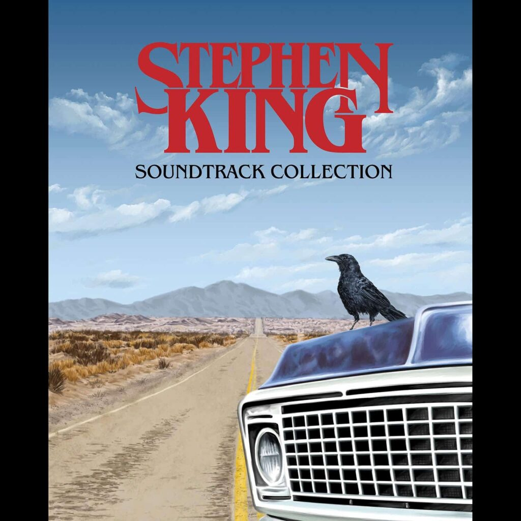 stephenkingcollection 1024x1024 - Contest: Win A Limited Edition Varèse Sarabande Stephen King Soundtrack Collection