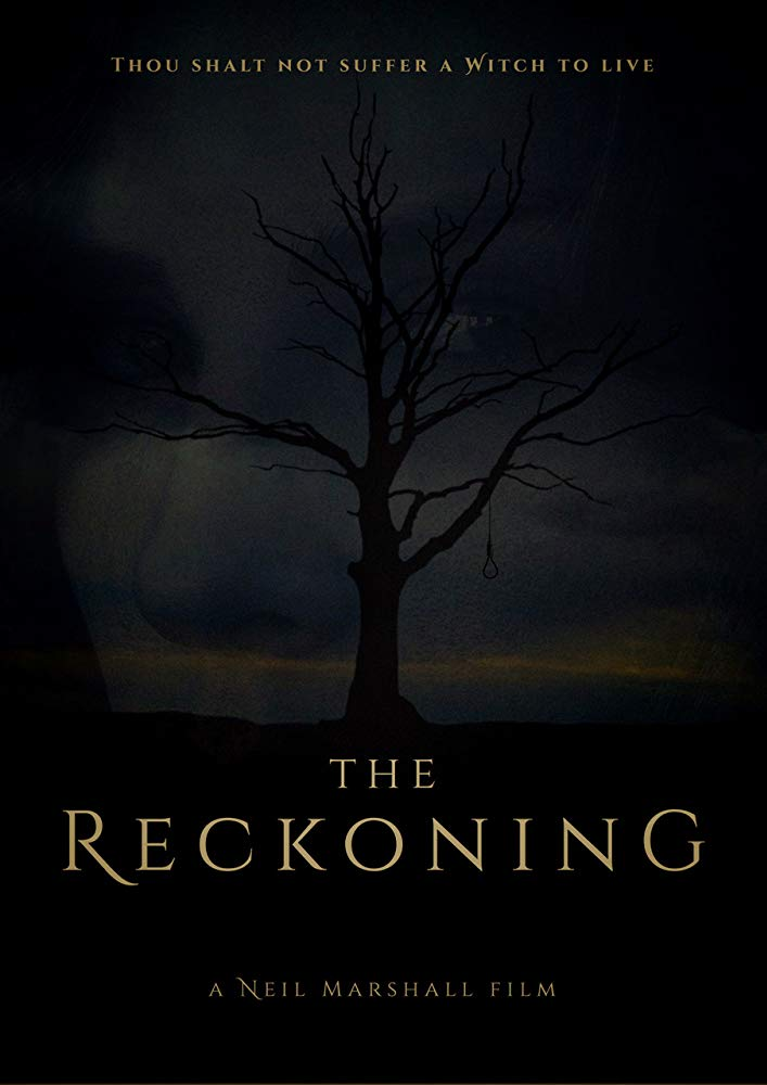 thereckoningtempposter - Exclusive First Look At THE RECKONING, The New Feature From THE DESCENT's Neil Marshall