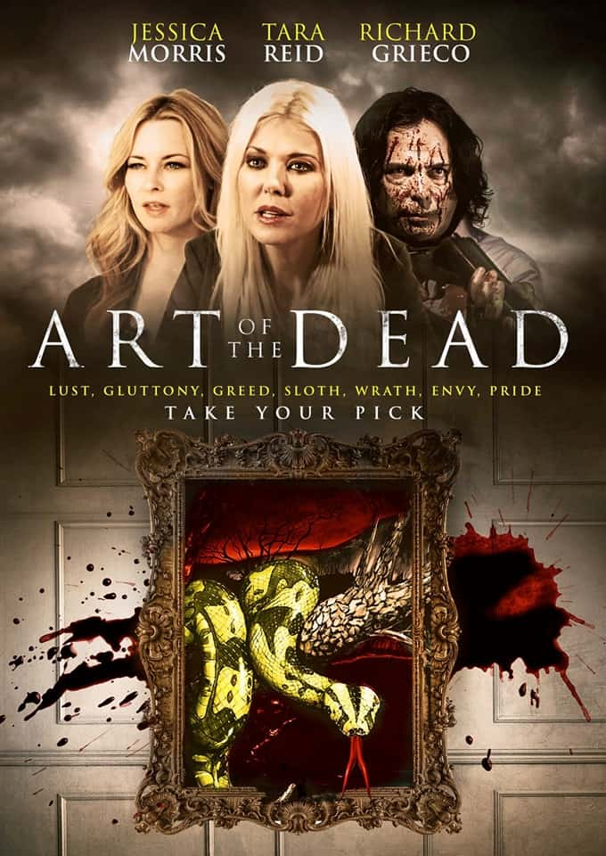 72276110 634718230269026 3259321784670879744 n - The Halloween Double Pack: ART OF THE DEAD and THE DAWN Are Official Selections for Shockfest Vegas 2019