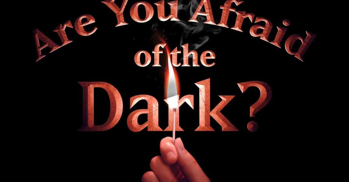 Are You Afraid of the Dark Banner - ARE YOU AFRAID OF THE DARK? Premiere Event & Panel at Beyond Fest October 7th