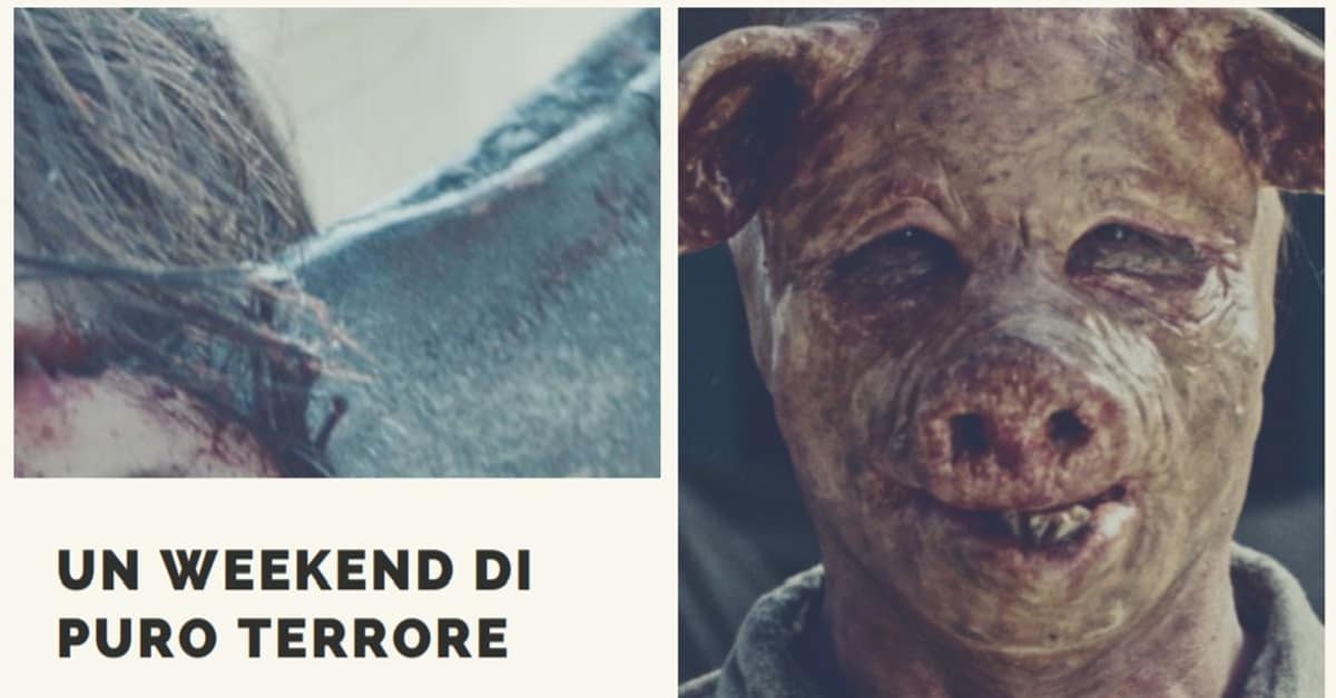 BE AFRAID HORROR FEST Brings Terror to Italy This November - Dread Central