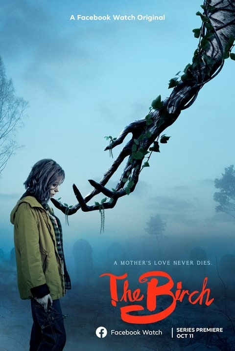 Birch Poster - New Clip from Crypt TV's THE BIRCH, Premiering Tomorrow!