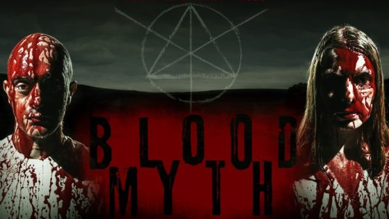 Blood Myth Banner 560x315 - A Monster Lurks in the Shadows in Trailer for BLOOD MYTH