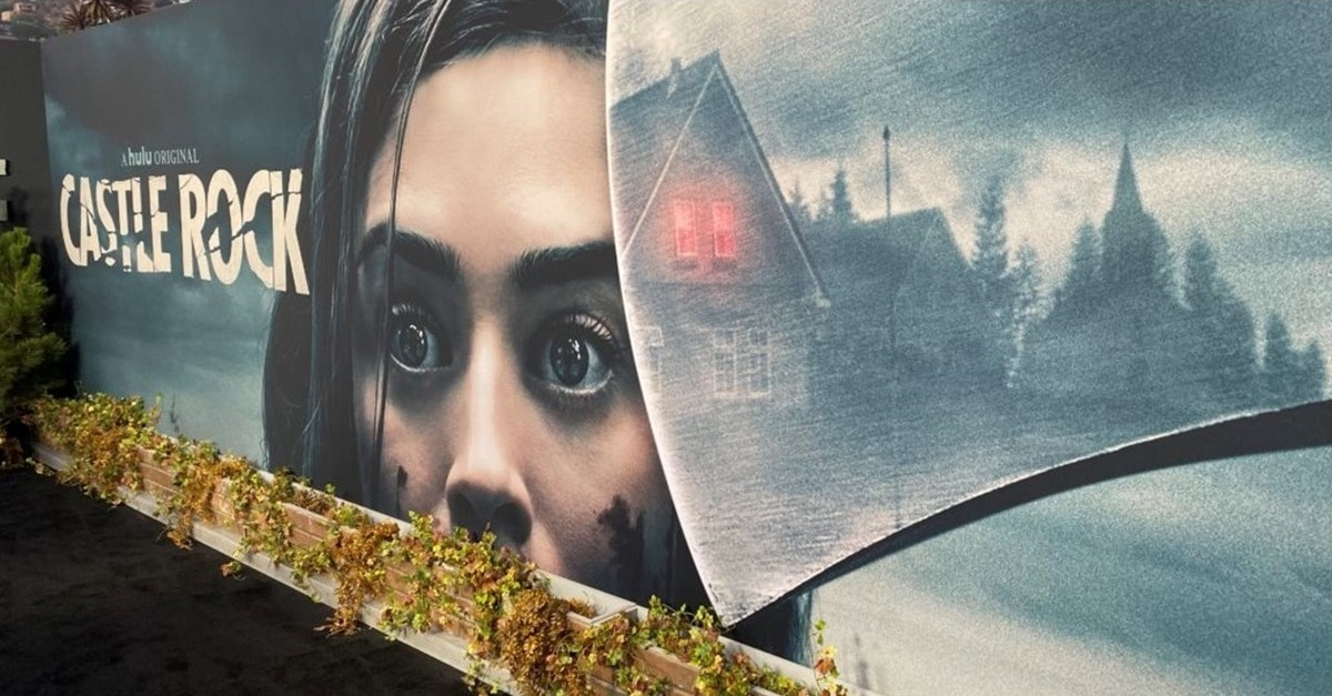 Castle Rock S2 Banner - Exclusive! Lizzy Caplan Talks About Annie Wilkes in CASTLE ROCK