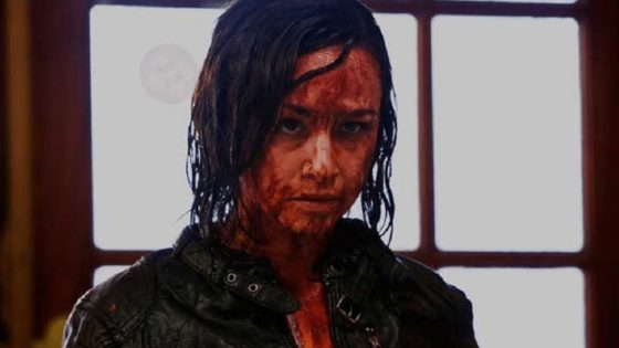 Danielle Harris Hatchet Banner 560x315 - Danielle Harris Says There Will Be 2 More HATCHET Movies