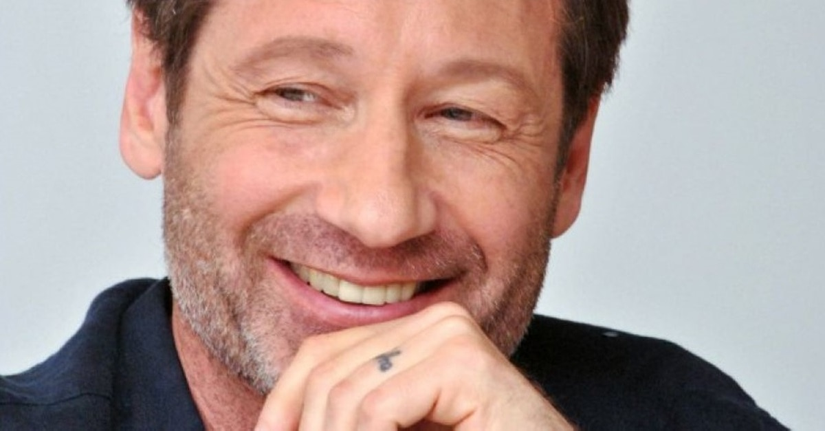 David Duchovny Banner - Believe It! X-FILES David Duchovny Joins Cast of THE CRAFT Remake