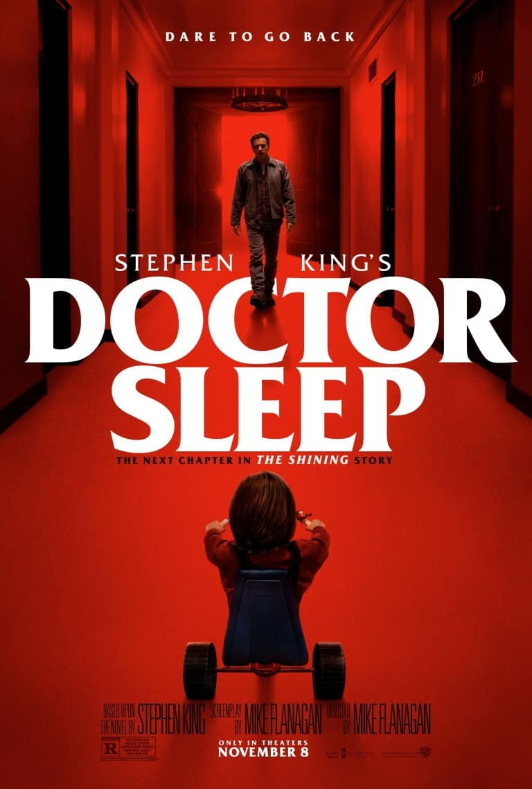 Doctor Sleep Poster 1 - Contest: Win 2 Tickets to See DOCTOR SLEEP 9 Days Early (October 30th)