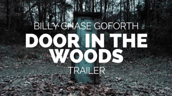 Door in the Woods Banner 560x315 - Trailer: A Supernatural DOOR IN THE WOODS Opens Onto Terror