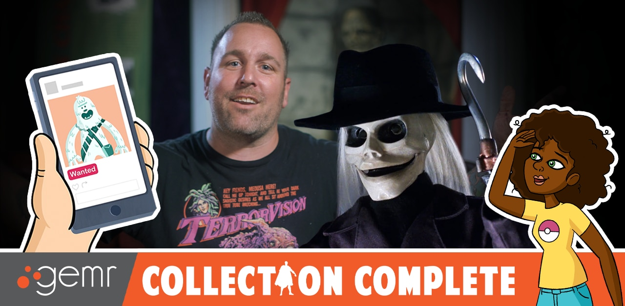 """Dread PuppetMaster 1200x627 - COLLECTION COMPLETE Episode 3.7 """"Collector to Creator"""": Monster Maker Tom Devlin Talks PUPPET MASTER Replica"""