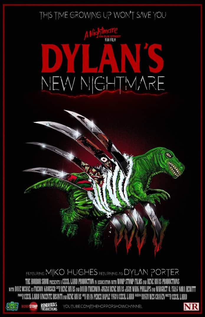 Trailer: Miko Hughes to Face Freddy Again in ELM STREET Fan Film DYLAN'S NEW NIGHTMARE - Dread Central
