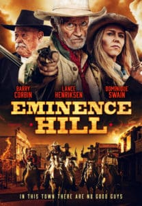 Emenence Hill Poster 208x300 - Trailer: Lance Henriksen Takes Us to EMINENCE HILL Next Month