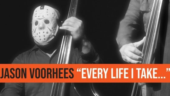"Every Life I Take Banner 560x315 - Jason Voorhees Croons ""Every Life I Take"" in The Merkins' Latest Video Parody"
