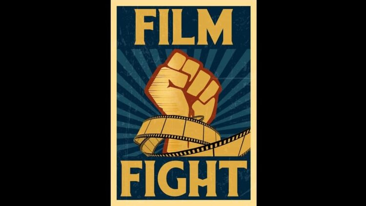 Film Fight Banner 750x422 - 6 Days, 6 Hours, 6 Minutes: Make a Film and Win $666 at SHOCKFEST