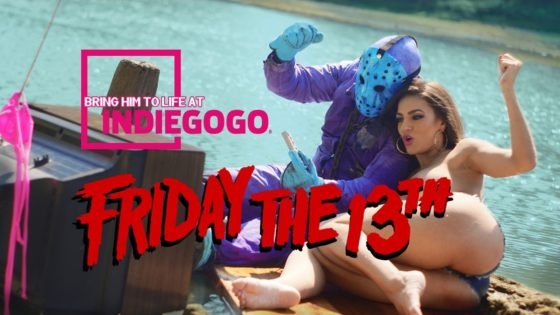 Friday the 13th Game Over Banner 560x315 - Trailer: Fan Film FRIDAY THE 13th: GAME OVER Aims to Bring 8-Bit Jason to Life