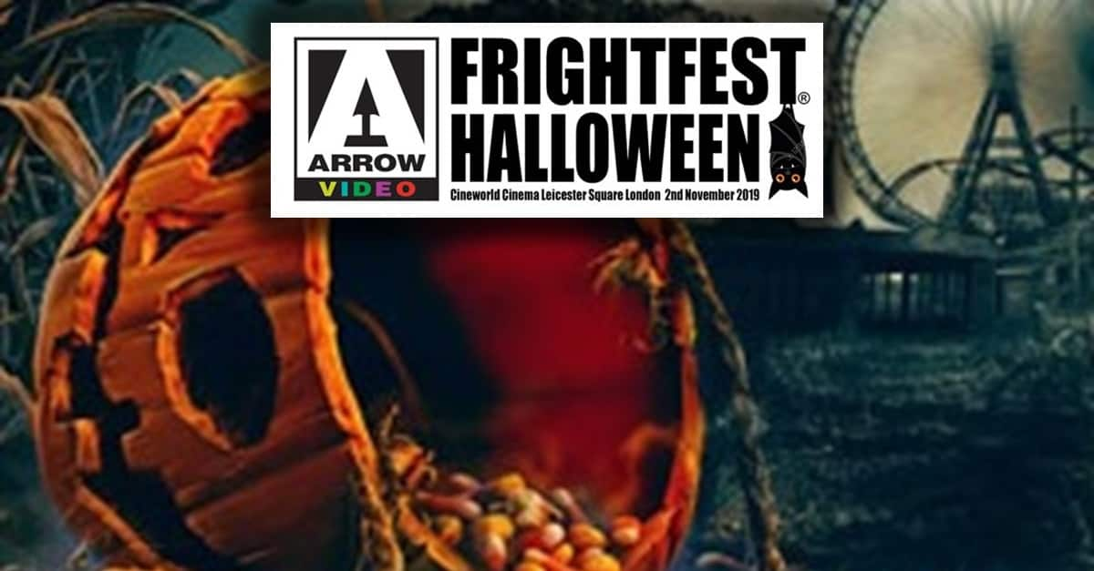Frightfest Halloween 2019 Event Banner - Arrow Video FrightFest Announces Line-Up for Halloween 2019 Event