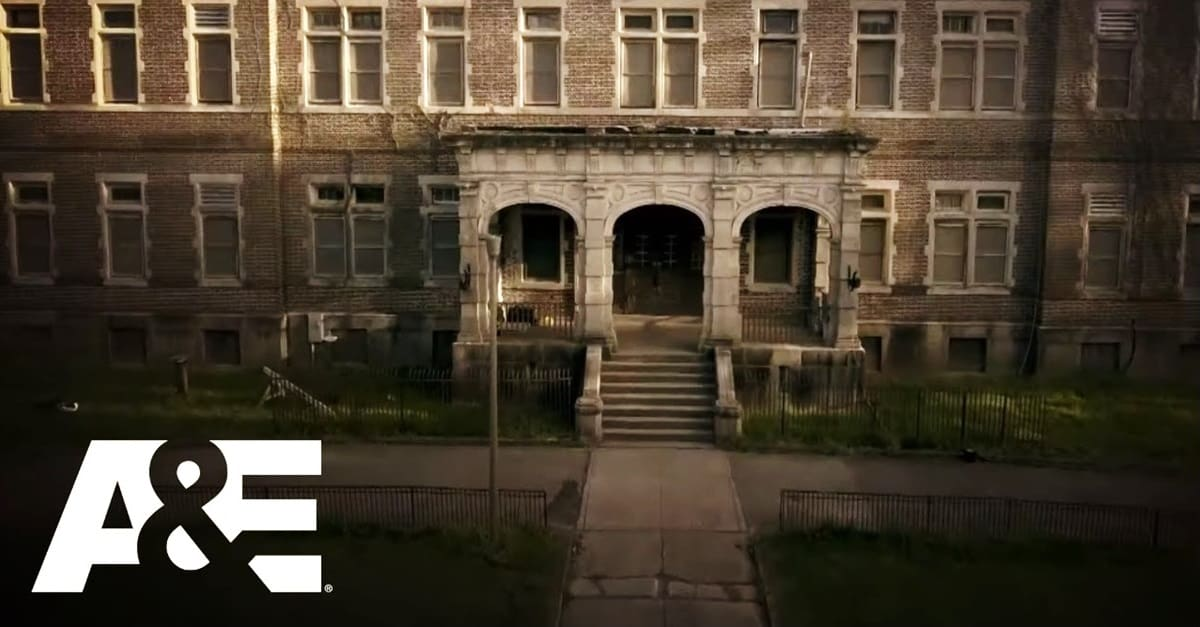 "Ghost Hunt Banner - Trailer: Join The ""WORLD'S BIGGEST GHOST HUNT"" When A&E Takes Viewers to PENNHURST ASYLUM"