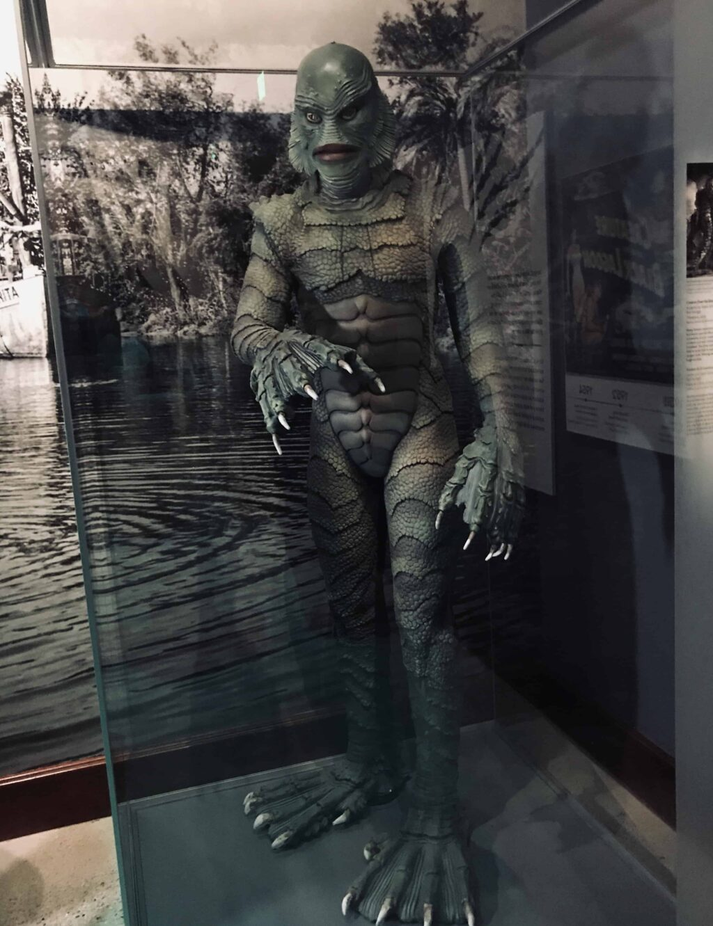 IMG 2883 1024x1331 - Exclusive Video & Photos: Natural History of Horror Exhibit Opens