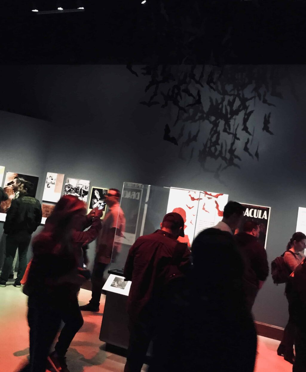 IMG 2895 1024x1244 - Exclusive Video & Photos: Natural History of Horror Exhibit Opens