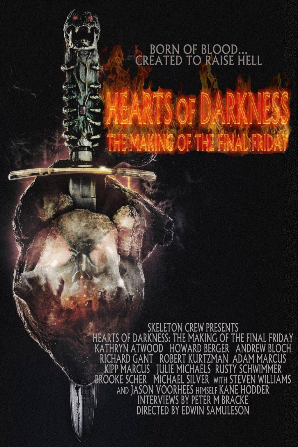 IMG 6595 1024x1536 - HEARTS OF DARKNESS: THE MAKING OF THE FINAL FRIDAY Launches Official Indiegogo Campaign