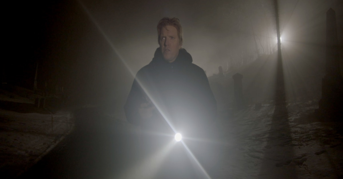 Jake Busey feature - Interview: Jake Busey on GHOST IN THE GRAVEYARD and the Existence of Ghosts