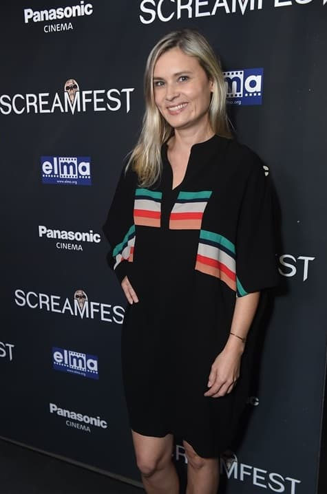 Kristina Klebe 1 - SCREAMFEST L.A. 2019 – Exclusive Opening Night Photos & Interviews with EAT, BRAINS, LOVE Director Rodman Flender & More