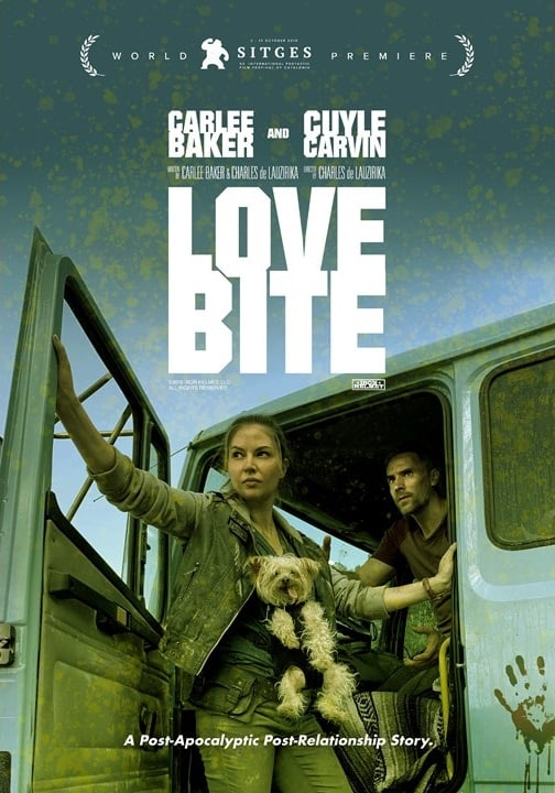Love Bite Poster - Exclusive: First Look & Trailer for Sitges Selection LOVE BITE