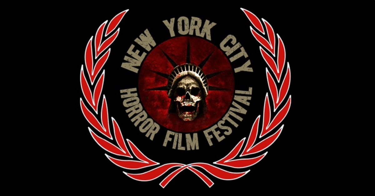 NCY Horror Film Fest Banner - Here's the Feature Film Lineup for the 17th Annual NEW YORK CITY HORROR FILM FESTIVAL