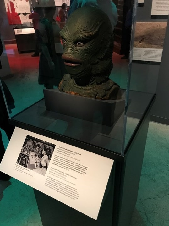 NHM 2 - Exclusive Video & Photos: Natural History of Horror Exhibit Opens