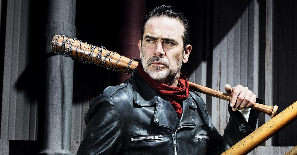 Negan Banner - You'll Never Guess Who Matthew Lillard Auditioned to Play on THE WALKING DEAD