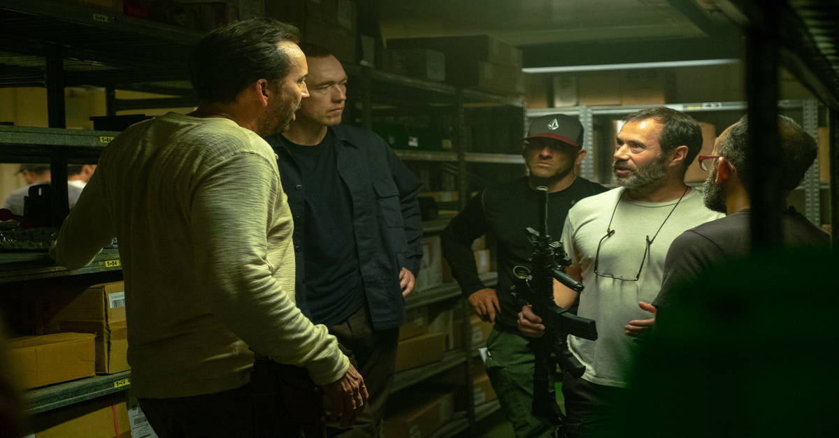 Nick Powell Interview feature - Interview: Director Nick Powell Talks Wild Thriller PRIMAL and Working With Nicolas Cage
