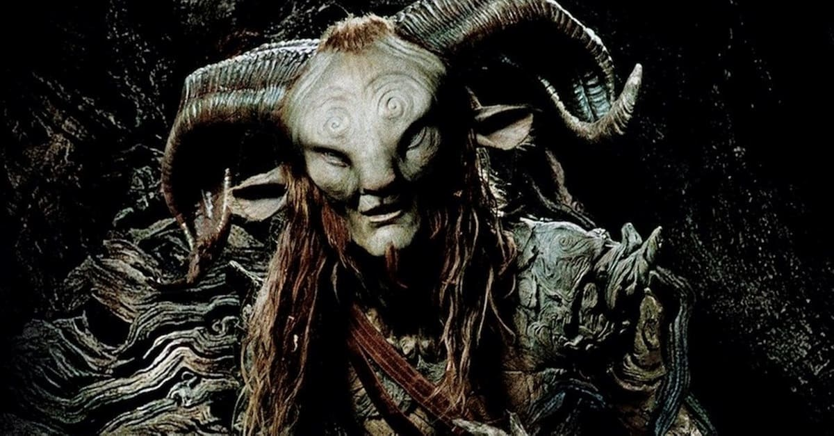 Pans Labyrinth Banner - Video: Guillermo del Toro Talks PAN'S LABYRINTH 4K Release