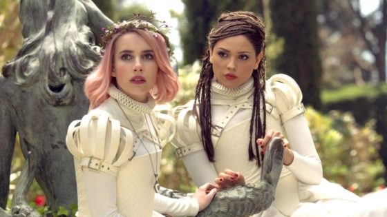 Paradise Hills Banner 560x315 - Trailer: Sci-fi, Fantasy & Horror Collide in PARADISE HILLS Starring Emma Roberts