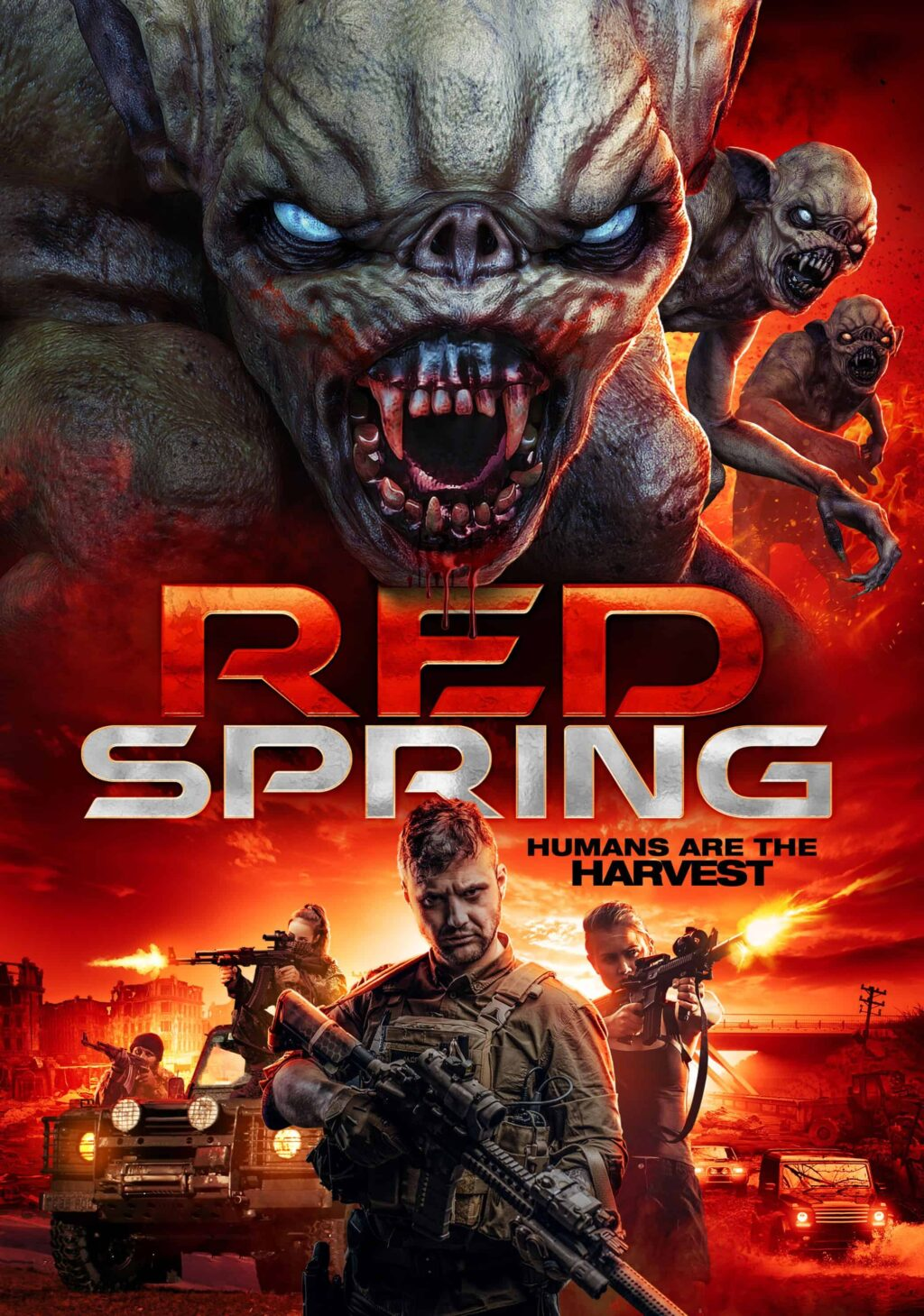 Trailer: Apocalyptic Vampire Horror RED SPRING Arrives Next Week - Dread Central