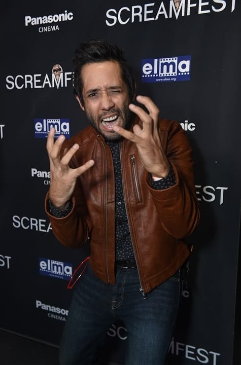 Samuel Gonzalez Jr. 1 - SCREAMFEST L.A. 2019 – Exclusive Opening Night Photos & Interviews with EAT, BRAINS, LOVE Director Rodman Flender & More