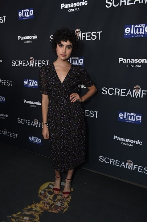 Sarah Yarkin 1 - SCREAMFEST L.A. 2019 – Exclusive Opening Night Photos & Interviews with EAT, BRAINS, LOVE Director Rodman Flender & More