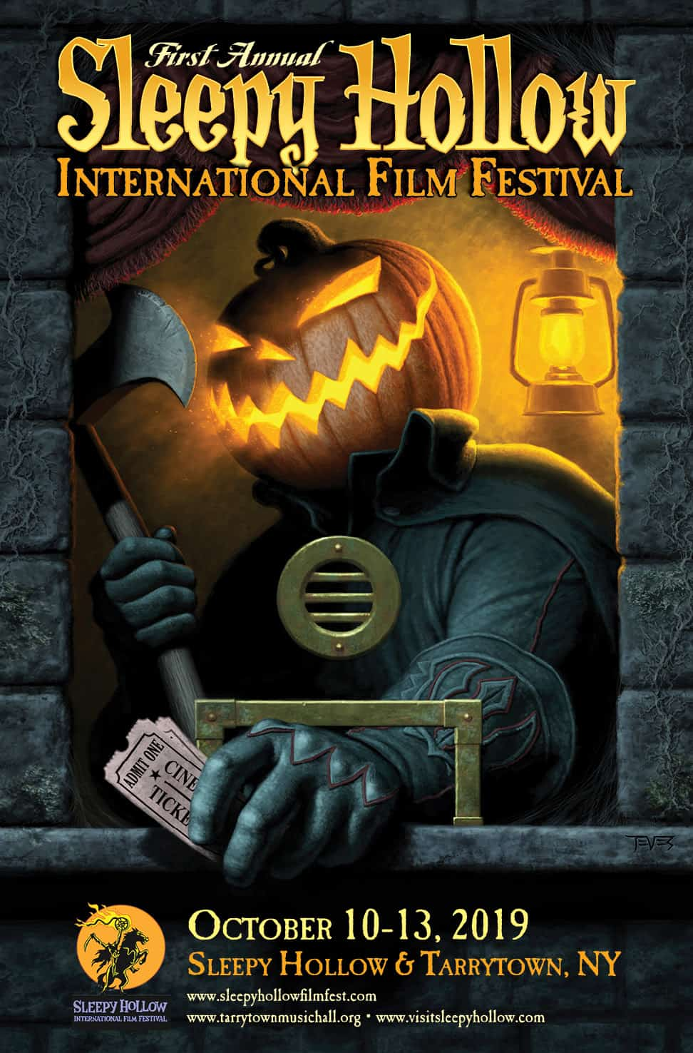 Sleepy Hollow International Film Fest - FESTIVAL INTERNACIONAL DE FILMES SLEEPY HOLLOW estreia estréia completa