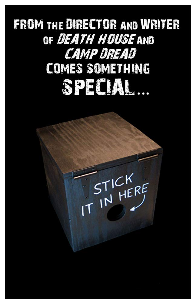 Special Poster - Trailer Premiere: DEATH HOUSE Director's Next Film is a Dick-in-a-Box Horror Called THE SPECIAL